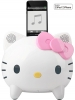 CAV KT1 Hello Kitty for iPhone/iPod Docking 喇叭(白/粉)